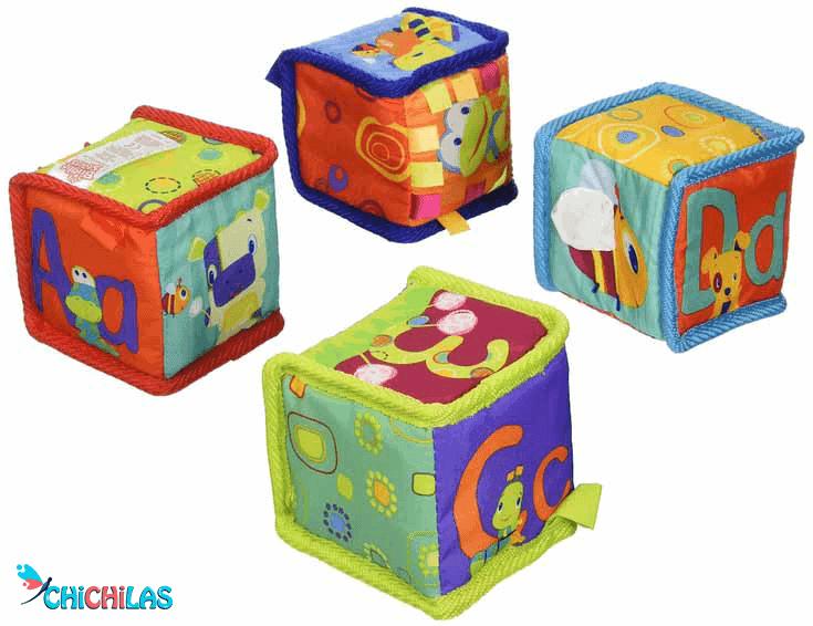 چیچیلاس - اسباب بازی - اسباب بازی خانه سازی - بلوک نرم - اسباب بازی کودک