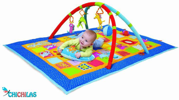 چیچیلاس - تشک بازی - تشک بازی کودک - زمین بازی کودک - اسباب بازی
