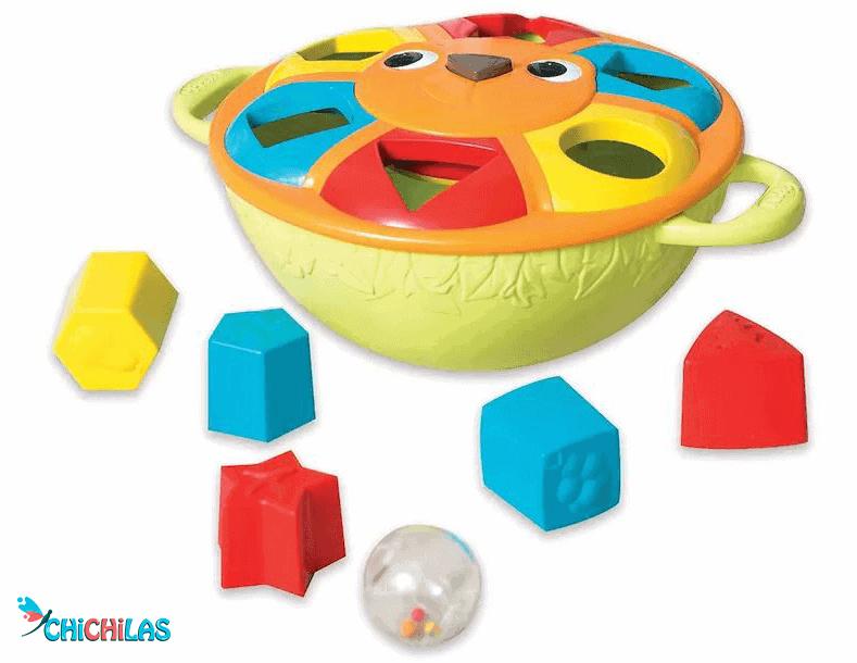 چیچیلاس - اسباب بازی جورکردنی - اسباب بازی اشکال - اسباب بازی مناسب کودک - فروشگاه چیچیلاس