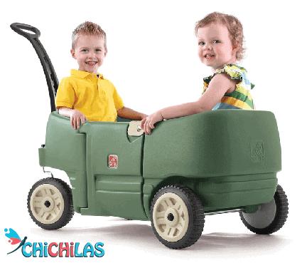 ماشین کودک - چیچیلاس - اسباب بازی کودک - اسباب بازی سواری - اسباب بازی مناسب دوقلوها