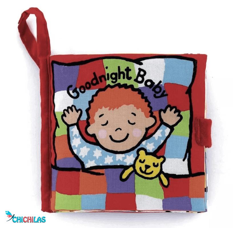 چیچیلاس - کتاب کودک - کتاب عروسکی - کتاب نرم کودک
