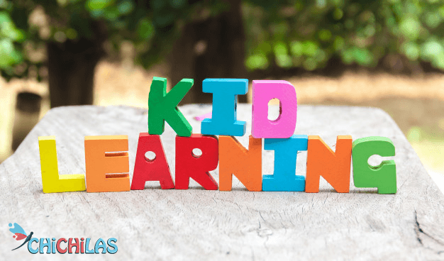 چیچیلاس - زبان انگلیسی کودکان - آموزش زبان انگلیسی کودکان - سن یادگیری زبان