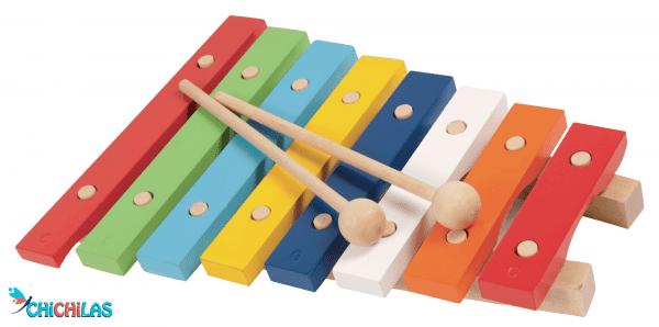 چیچیلاس - اسباب بازی موزیکال - اسباب بازی صدادار - اسباب بازی کودک - خرید اسباب بازی