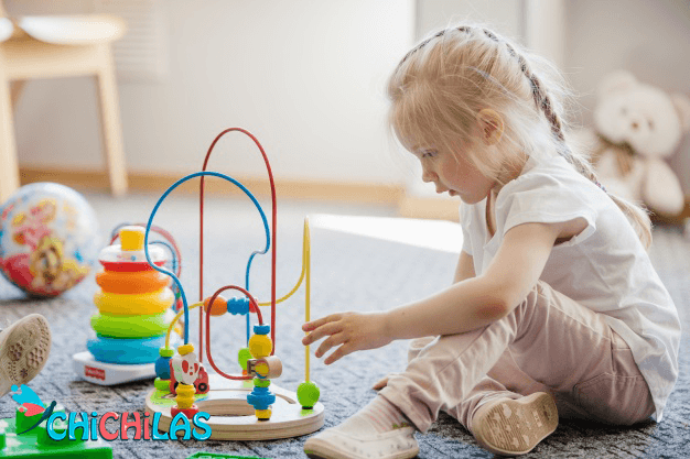 چیچیلاس - اسباب بازی کودک - اسباب بازی مهارتی - اسباب بازی فکری - اسباب بازی سرگرم کننده