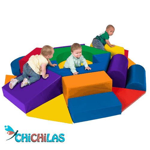 چیچیلاس - اسباب بازی ها - فروشگاه چیچیلاس - تشک بازی کودک - تشک بازی -فروشگاه چیچیلاس - عکس کودک