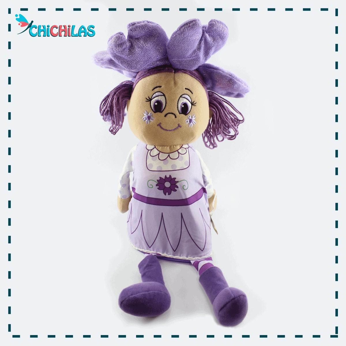 عروسک دختر گلدونی - عروسک دختر گلدانی - عروسک گلدانی - عروسک خارجی - عروسک پولیشی - چیچیلاس - عروسک ولنتاین - خرید عروسک آنلاین