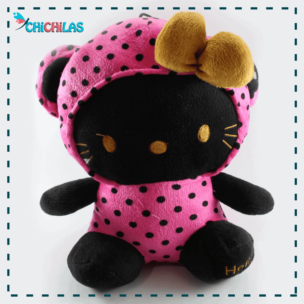 عروسک کیتی - عروسک گربه - عروسک هلو کیتی - عروسک kitty