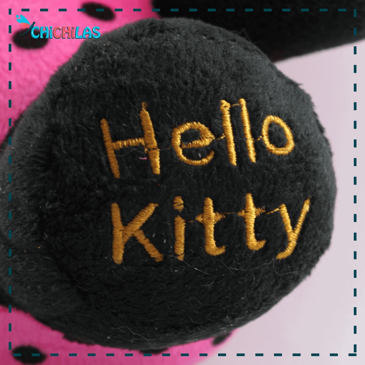چیچیلاس - عروسک هلو کیتی - عروسک hello kitty - عروسک گربه - عروسک دخترانه - عروسک خارجی