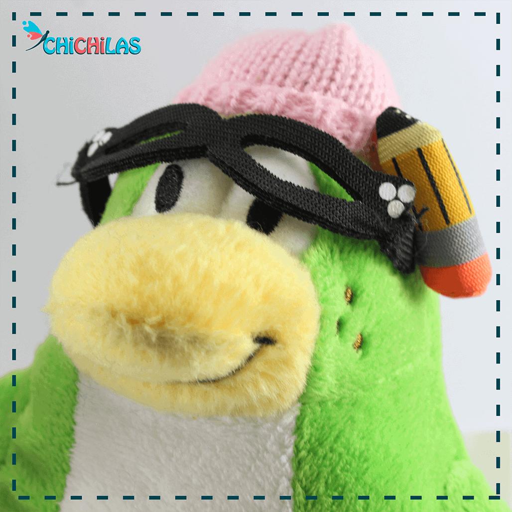 چیچیلاس - عروسک پنگوئن - عروسک پولیشی - عروسک پسرانه - عروسک دخترانه - عروسک خارجی