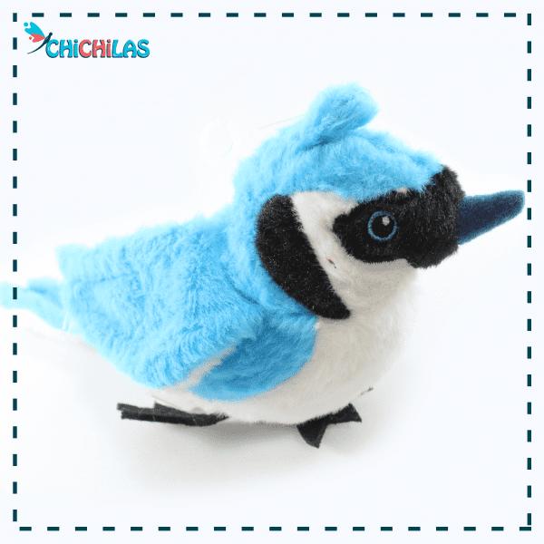 چیچیلاس - عروسک پرنده - عروسک پسرانه - عروسک دخترانه - عروسک پولیشی - عروسک خارجی - خرید عمده عروسک