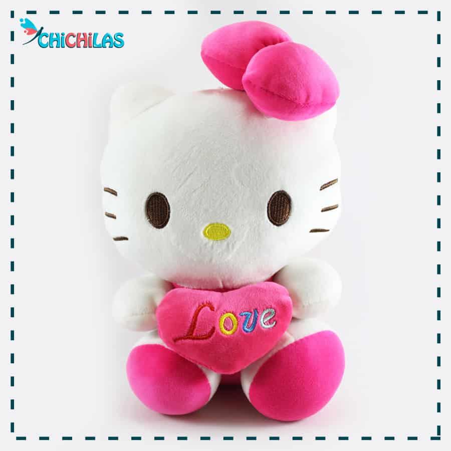 عروسک کیتی - عروسک گربه - عروسک هلوکیتی - عروسک kitty