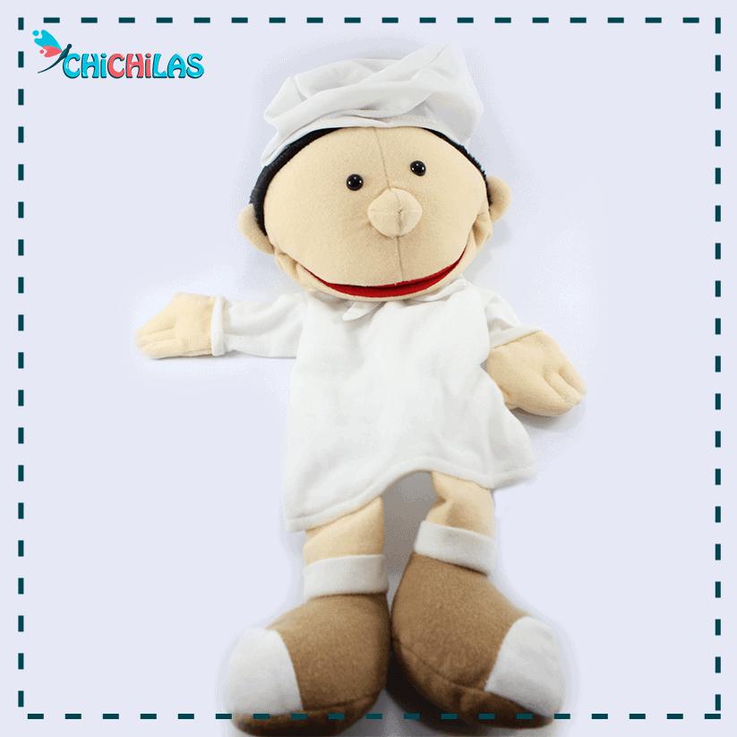 چیچیلاس - عروسک نمایشی - عروسک نمایشی خارجی - عروسک پیرمرد - عروسک پیرزن