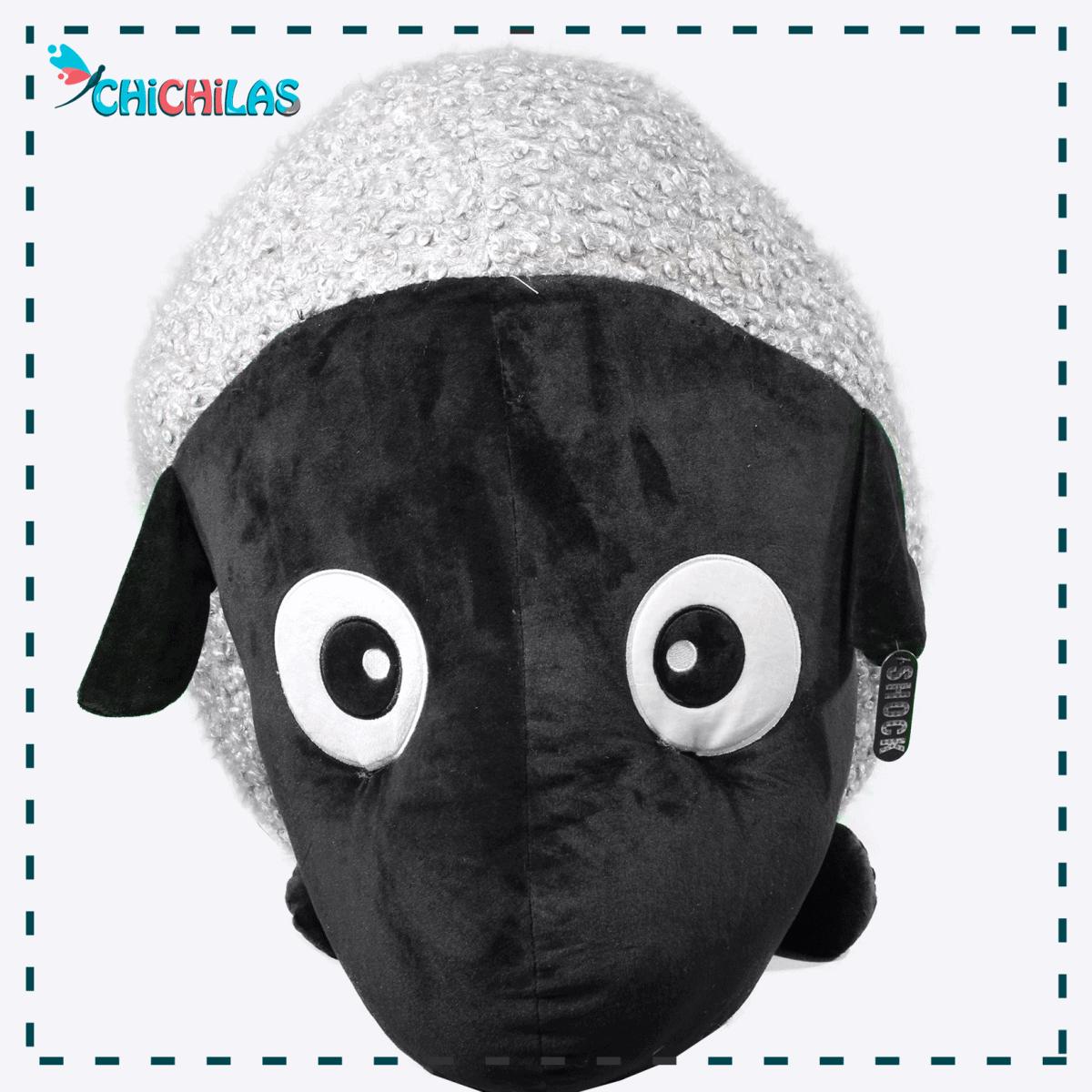 چیچیلاس - عروسک بزرگ - عروسک قوچ - عروسک گوسفند بزرگ - ولنتاین - خرید عروسک بزرگ - فروشگاه عروسک