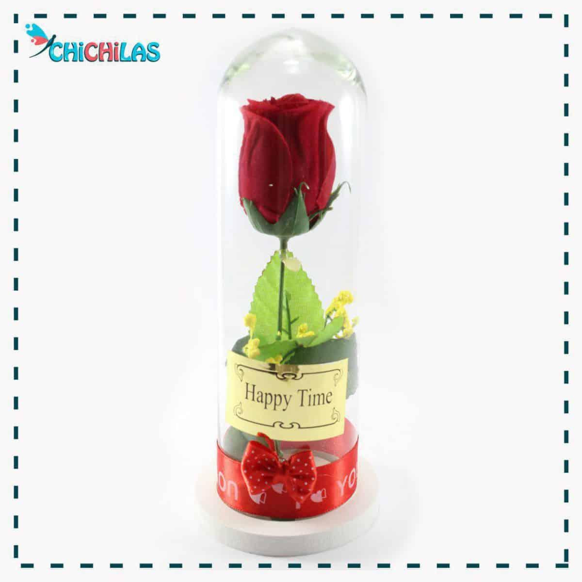 چیچیلاس - گل رز دکوری - گل دکوری - فروشگاه دکوری - فروشگاه چیچیلاس - خرید عمده گل رز دکوری - ولنتاین - کادو ولنتاین