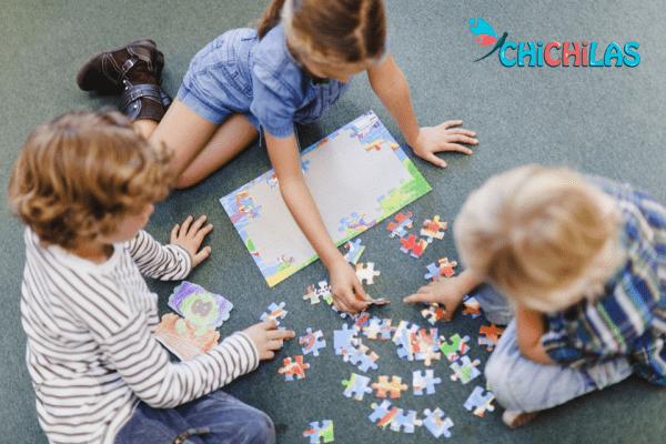 پازل کودک - اسباب بازی مناسب کودک - اسباب بازی کودک دو ساله
