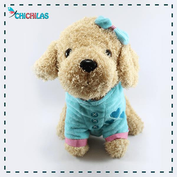عروسک سگ پولیشی - عروسک سگ پاپی - سگ عروسکی