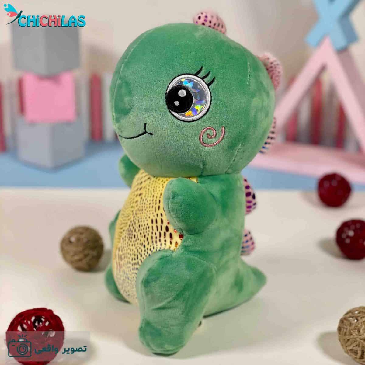 عروسک دایناسور پولیشی