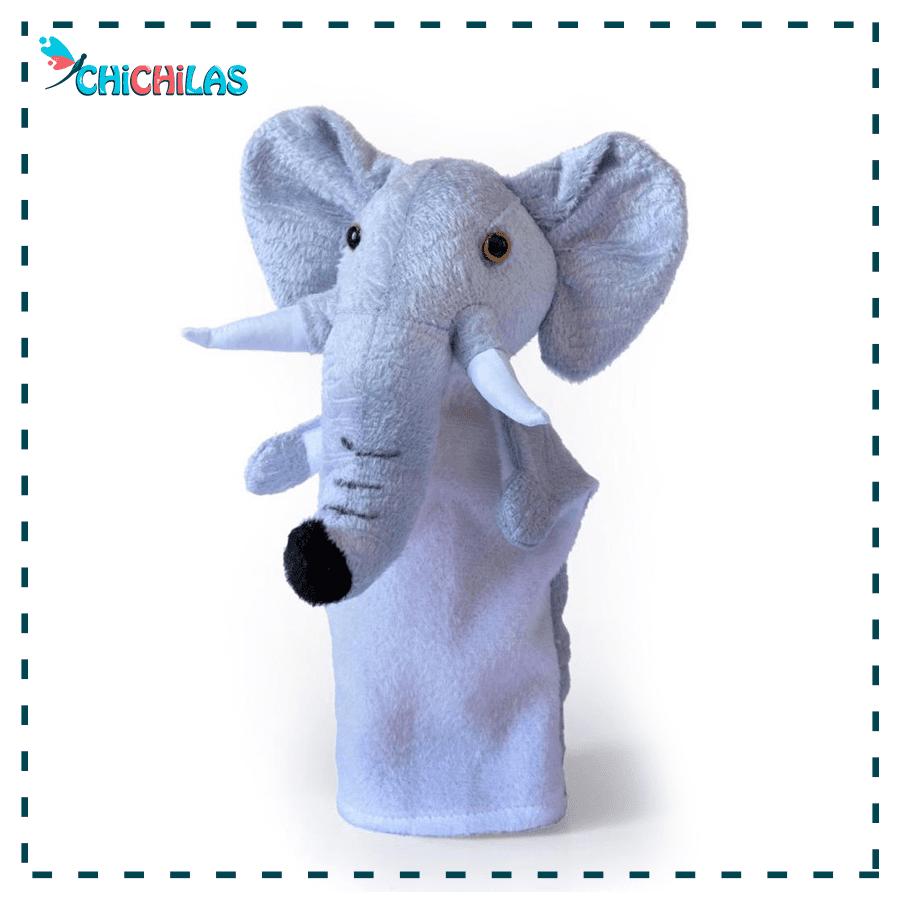 عروسک نمایشی فیل - پاپت فیل