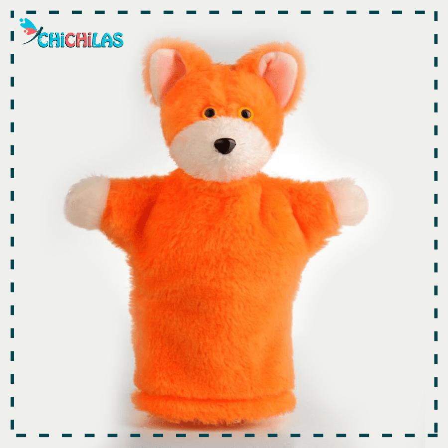 عروسک نمایشی روباه - پاپت روباه