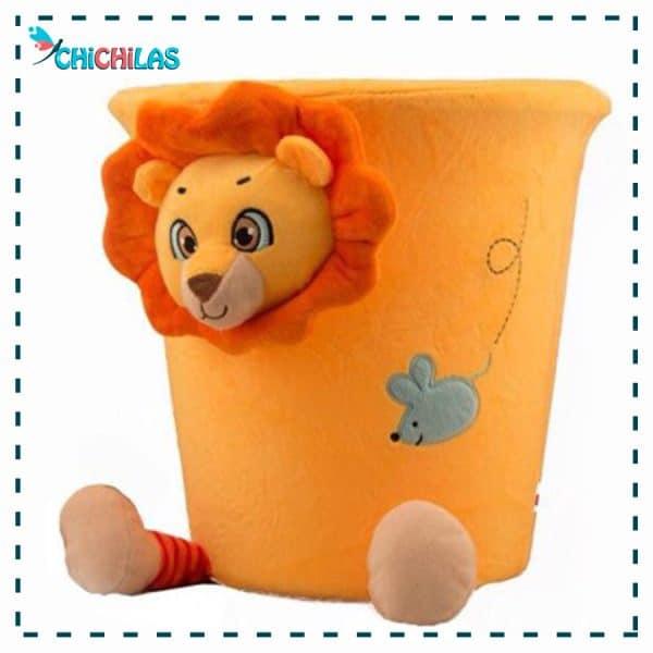 ست سطل زباله اتاق نوزاد - سطل عروسکی - کاور دستمال عروسکی - کاور دستمال کاغذی عروسکی - عروسک سیسمونی