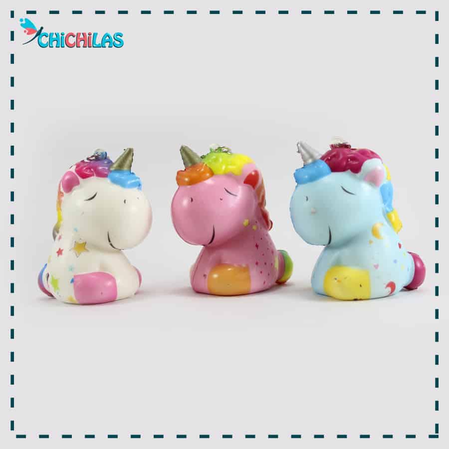 اسکویشی - خرید اسکویشی - اسکویشی طرح یونیکورن - جاسویچی یونیکورن - اسکویشی اسب تک شاخ - جاسویچی اسب تک شاخ