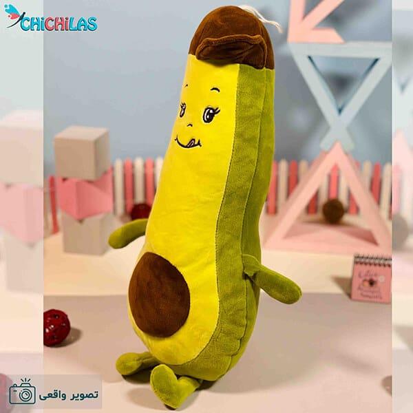 عروسک اووکادو - عروسک آووکادو - عروسک اواکادو - عروسک آواکادو - عروسک بالشتی - عروسک میوه